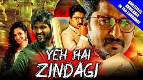 Yeh Hai Zindagi 2019 Hindi Dubbed 720p HDRip x264