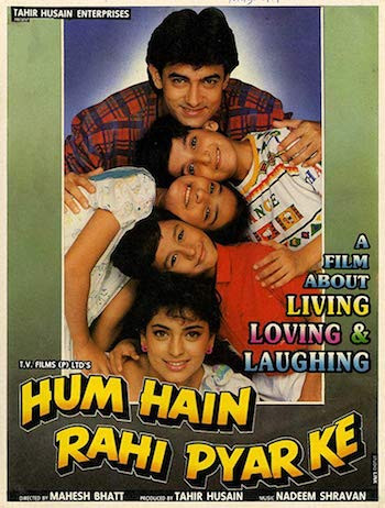 Hum Hain Rahi Pyar Ke 1993 Hindi Movie Download