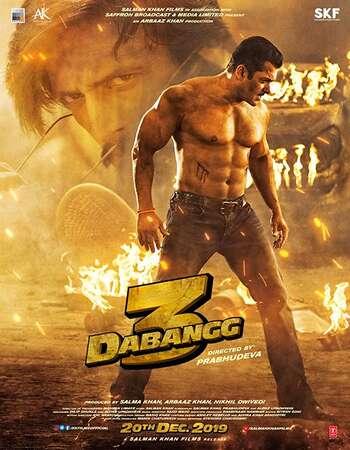 Dabangg 3 2019 Hindi 720p 480p Pre-DVDRip x264
