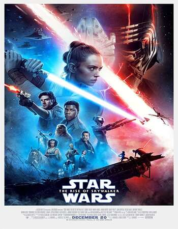 Star Wars The Rise Of Skywalker 2019 Hindi Dual Audio Web-DL Full Movie 720p HEVC Download