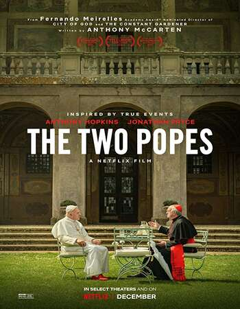 The Two Popes 2019 Hindi Dual Audio Web-DL Full Movie 480p Download