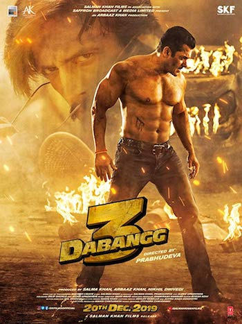 Dabangg 3 (2019) Hindi Full Movie Download