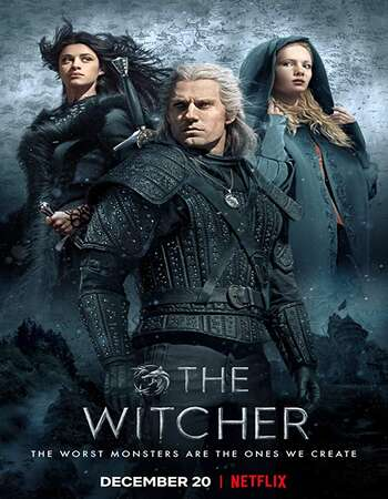 The Witcher Hindi Dual Audio Web-DL Full Netflix Season 01 Download