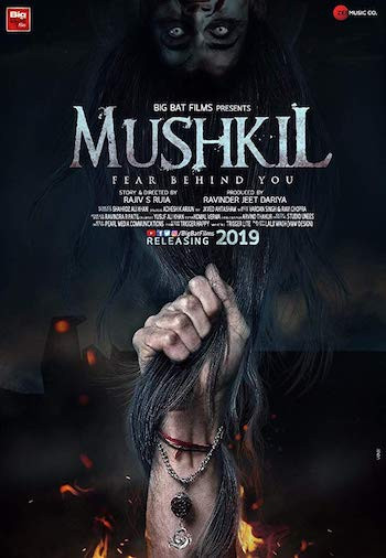 Mushkil Fear Behind You 2019 Full Hindi Movie 480p HDRip Download
