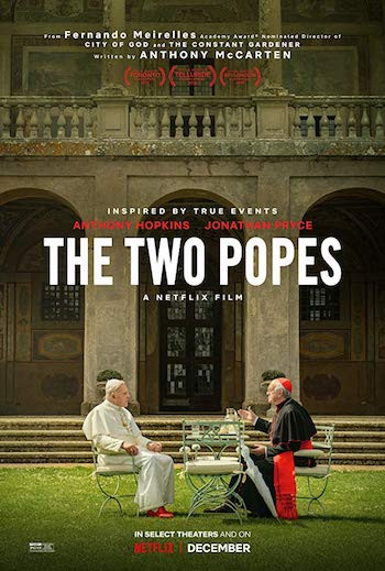 The Two Popes 2019 Dual Audio Hindi Movie Download