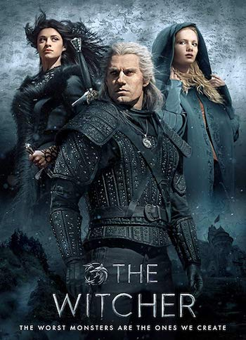 The Witcher Season 01 Dual Audio Hindi Complete 720p 480p WEB-DL 3.9GB