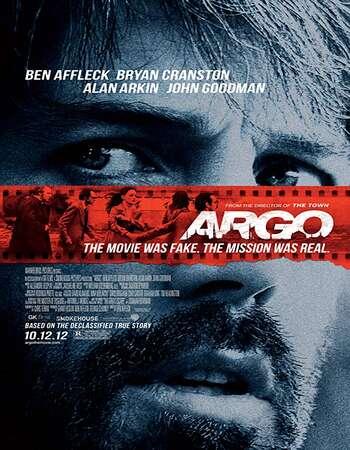 Argo 2012 Hindi Dual Audio BRRip Full Movie 480p Download