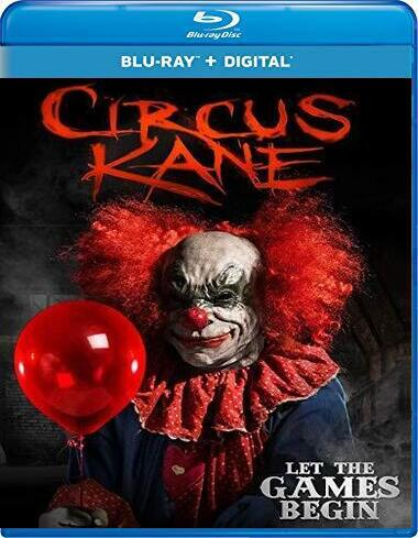 Poster of Circus Kane 2017 Full Hindi Dual Audio Movie Download BluRay 480p