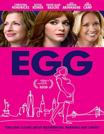Egg 2018 Hindi Dual Audio BRRip Full Movie 480p Download