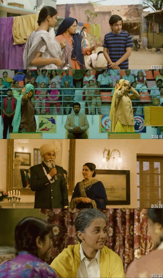 Saand Ki Aankh 2019 Hindi 720p 480p WEB-DL x264 Full Movie