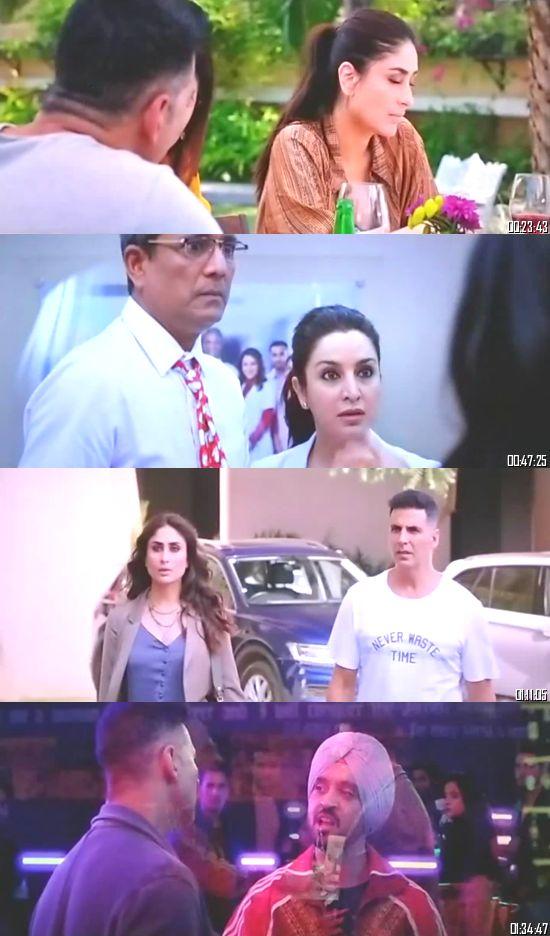 Good Newwz 2019 Hindi 720p 480p pDVDRip x264 Full Movie