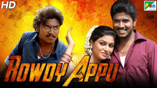 Rowdy Appu 2019 Hindi Dubbed 720p HDRip 850mb