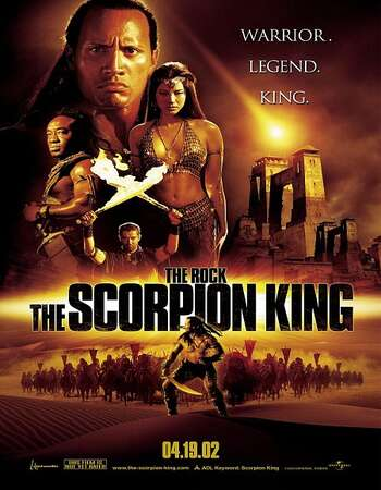 The Scorpion King Hindi Dual Audio BRRip Full Movie 720p Download