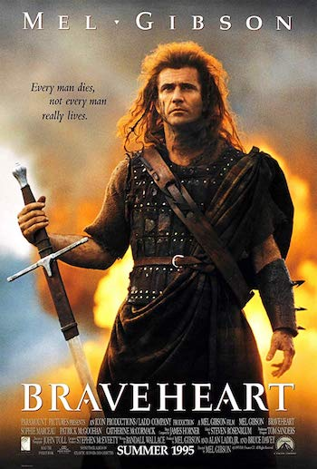Braveheart 1995 Dual Audio Hindi English BRRip 720p 480p Movie Download