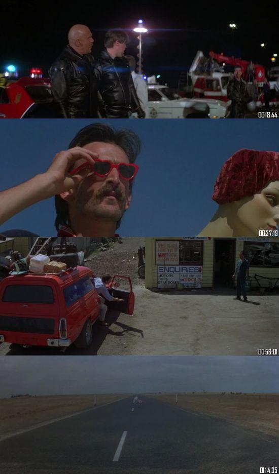 Mad Max 1979 BluRay 720p 480p Dual Audio Hindi English Full Movie Download