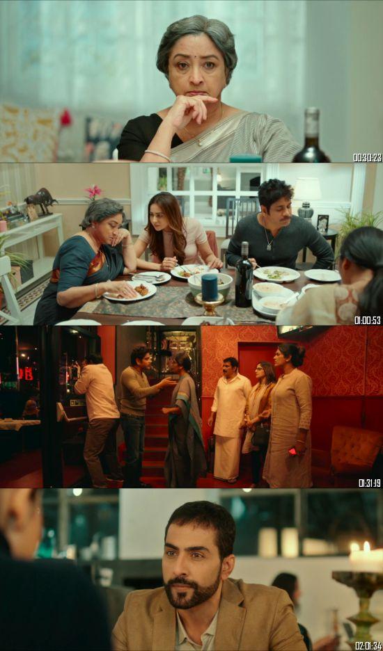 Manmadhudu 2 (2019) UNCUT HDRip 720p 480p Dual Audio Hindi Tamil Full Movie Download