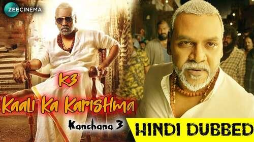Kaali Ka Karishma (Kanchana 3) 2019 Hindi Dubbed 720p HDRip x264