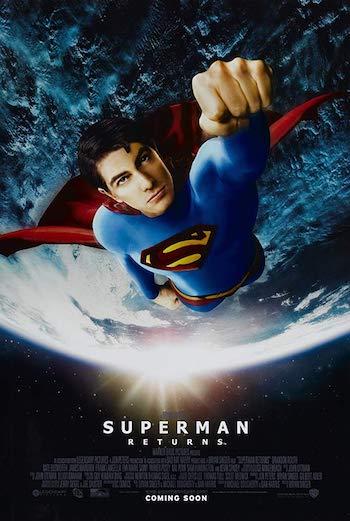 Superman Returns 2006 Dual Audio Hindi English BRRip 720p 480p Movie Download