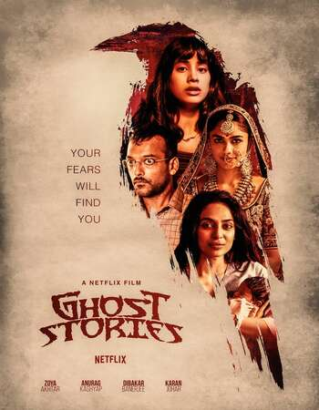 Ghost Stories 2020 Full Hindi Movie 720p HEVC HDRip Download