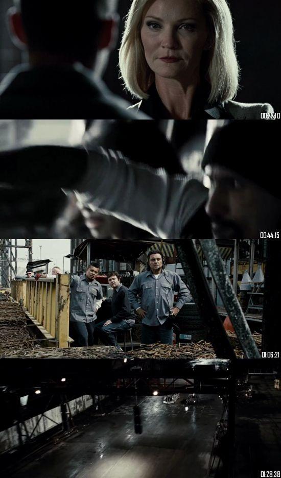 Death Race 2008 BluRay 720p 480p Dual Audio Hindi English Full Movie Download