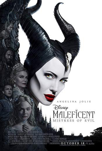 Maleficent Mistress of Evil 2019 English 720p WEB-DL 900MB ESubs