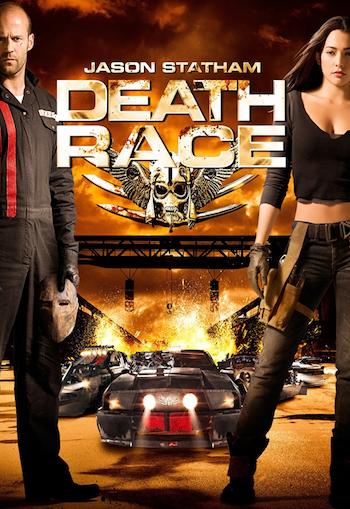Death Race 2008 Dual Audio Hindi English BRRip 720p 480p Movie Download