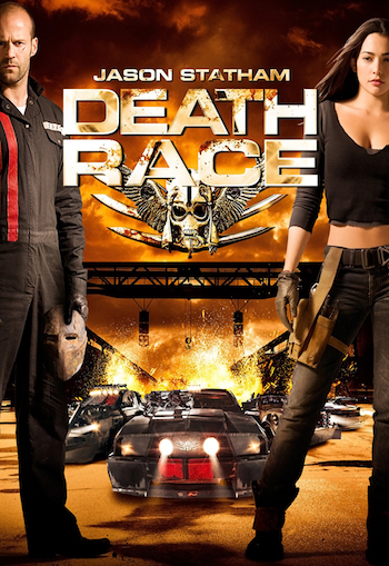 Death Race 2008 Dual Audio Hindi Bluray Movie Download