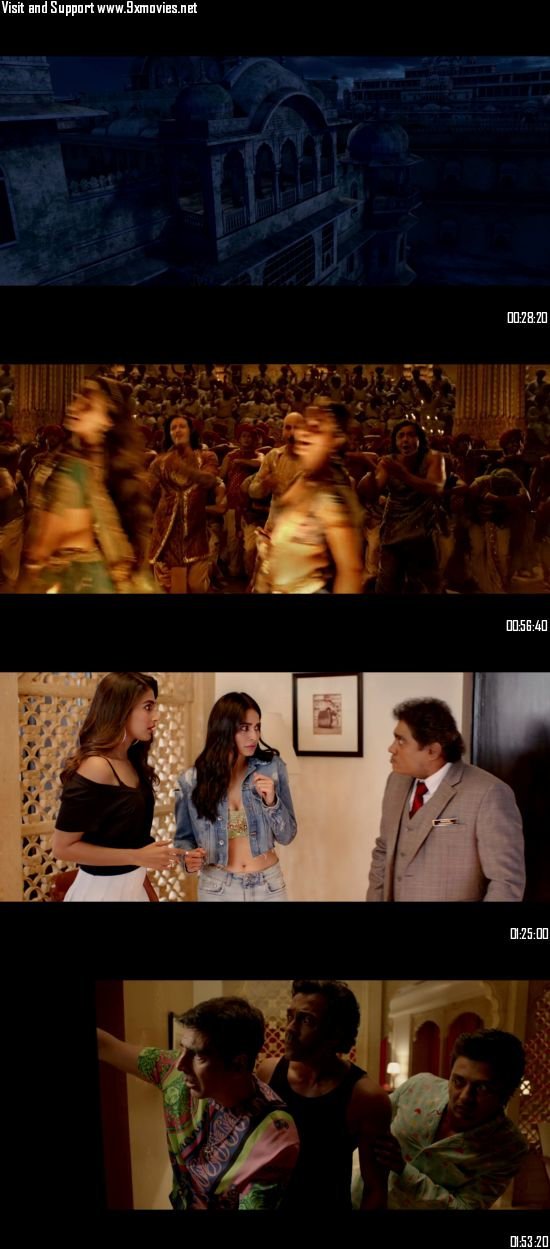 Housefull 4 (2019) Hindi 1080p WEB-DL 2.4GB