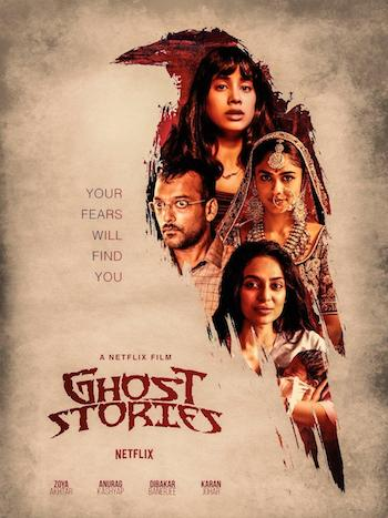 Ghost Stories 2020 Hindi 480p WEB-DL 400MB