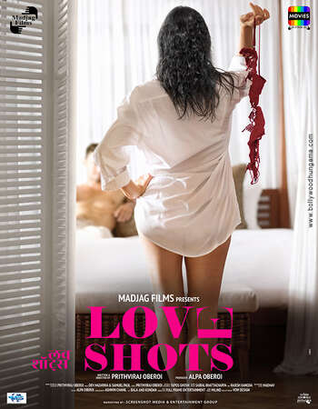 Love Shots 2019 Full Hindi Movie 720p HDRip Download