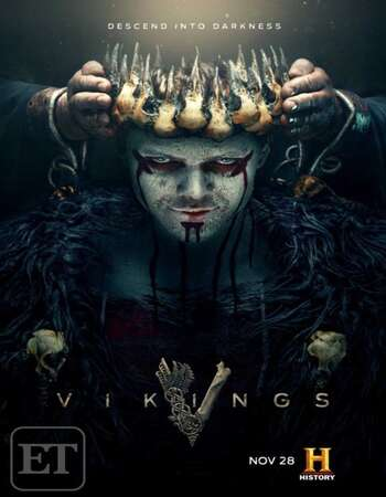 Vikings S05 Complete Hindi Dual Audio 720p Web-DL ESubs