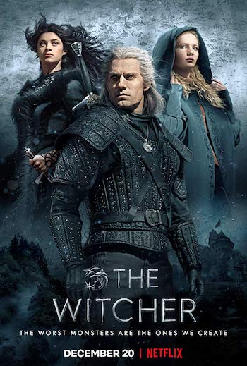The Witchere 2019 S01 Netflix Originals Hindi Web Series All Episodes
