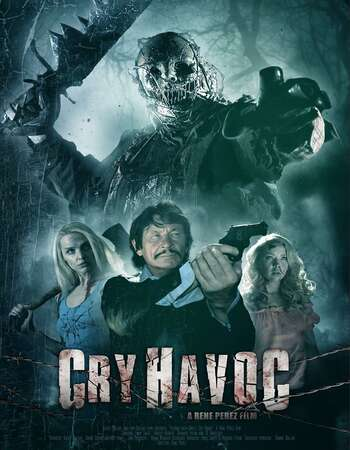 Cry Havoc 2019 Hindi Dual Audio WEBRip Full Movie 480p Download