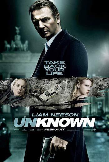 Unknown 2011 Dual Audio Hindi English BRRip 720p 480p Movie Download