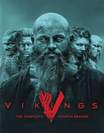 Vikings S04 Complete Hindi Dual Audio 720p Web-DL ESubs