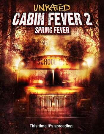 Cabin Fever 2 Spring Fever 2009 Hindi Dual Audio BRRip Full Movie 720p Download