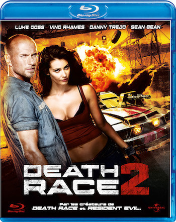 Death Race 2 (2010) Dual Audio Hindi Bluray Movie Download