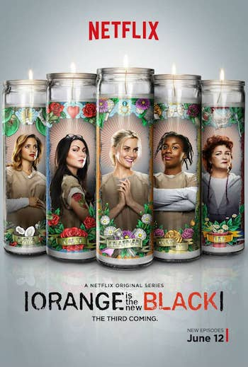 Orange is The New Black Season 03 Complete Dual Audio Hindi 720p 480p WEB-DL 6.5GB