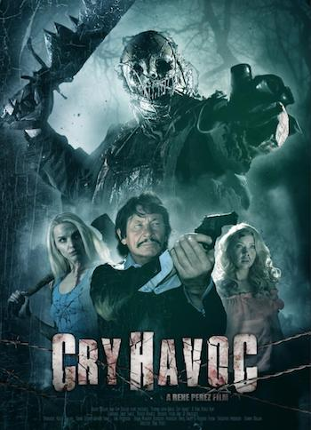 Cry Havoc 2019 Dual Audio Hindi Movie Download