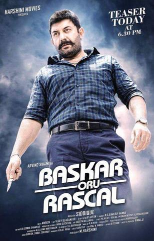 Bhaskar Oru Rascal 2018 UNCUT Dual Audio Hindi Movie Download