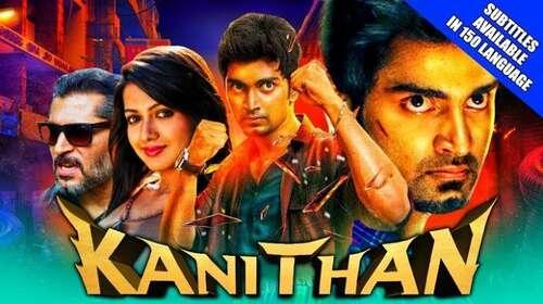 Kanithan 2020 Hindi Dubbed 720p HDRip x264