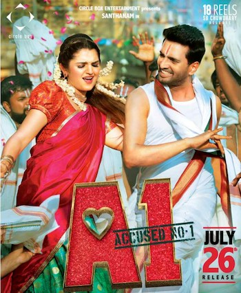 A1 Accused No.1 (2019) UNCUT Dual Audio Hindi Movie Download