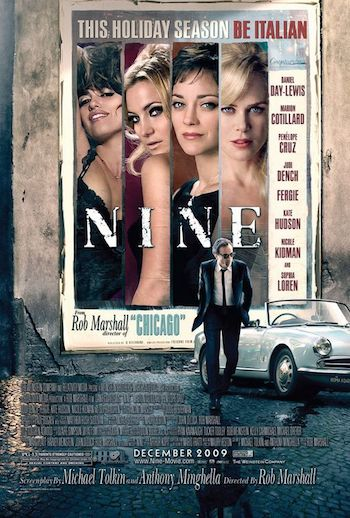 Nine 2009 Dual Audio Hindi Full Movie Download