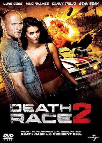 Death Race 2 2010 Dual Audio Hindi English BRRip 720p 480p Movie Download