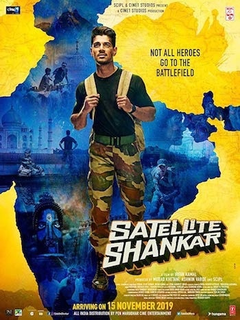 Satellite Shankar 2019 Hindi Full Movie Download