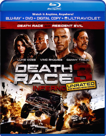 Death Race 3 Inferno 2013 Dual Audio Hindi Bluray Movie Download