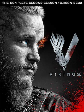 Vikings Season 02 Complete Dual Audio Hindi 720p 480p WEB-DL 3.6GB