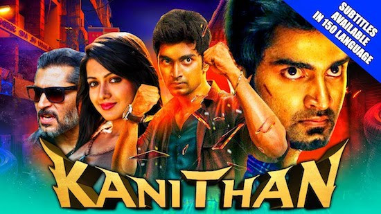Kanithan 2020 Hindi Dubbed 720p HDRip 850MB