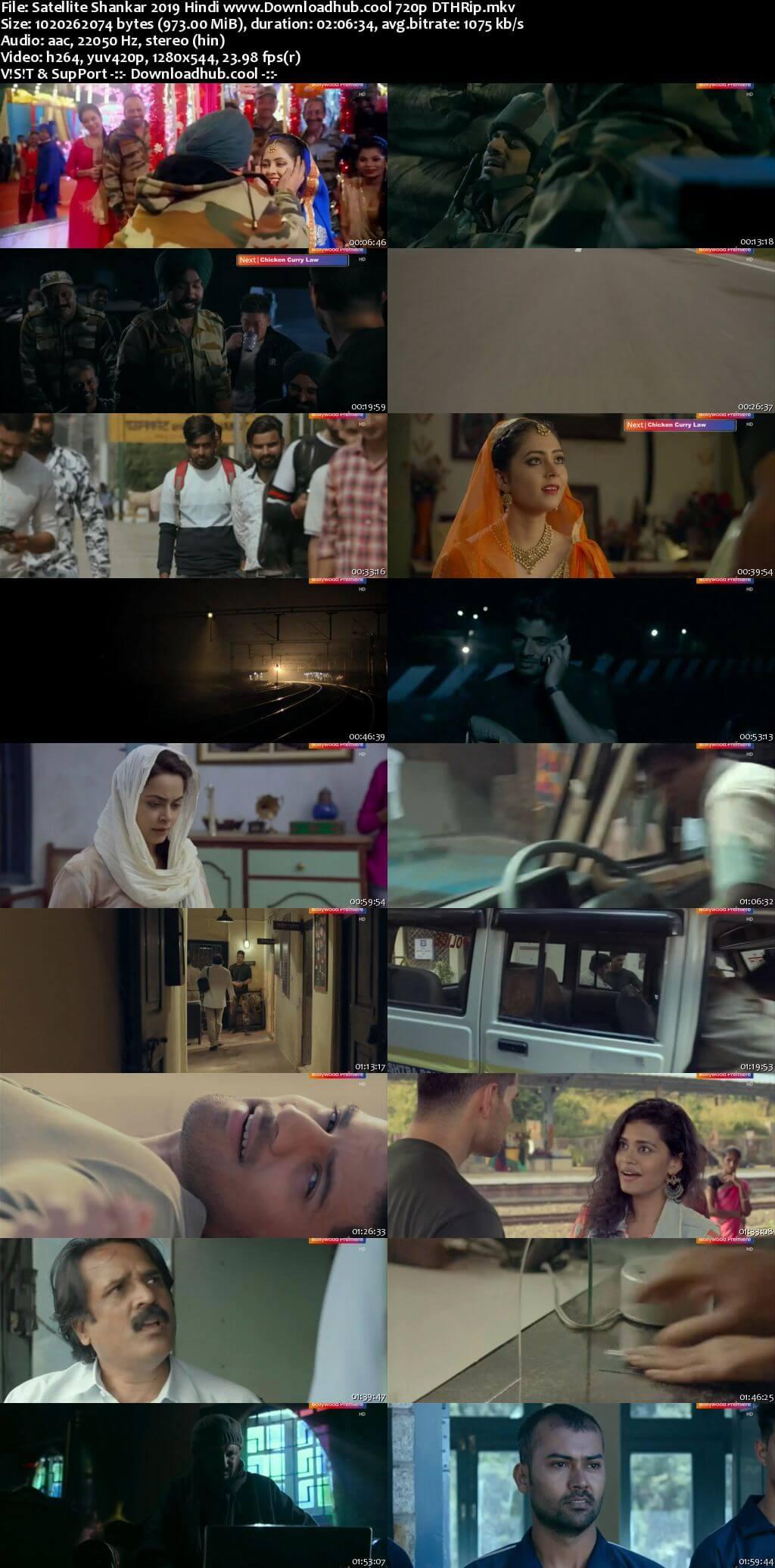 Satellite Shankar 2019 Hindi 720p DTHRip x264