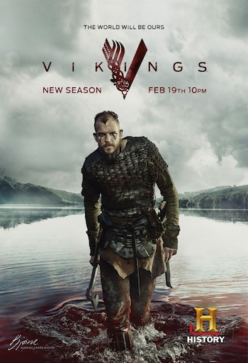 Vikings Season 03 Complete Dual Audio Hindi 720p 480p WEB-DL 3.6GB